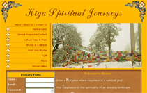 Kiga Spiritual Journeys